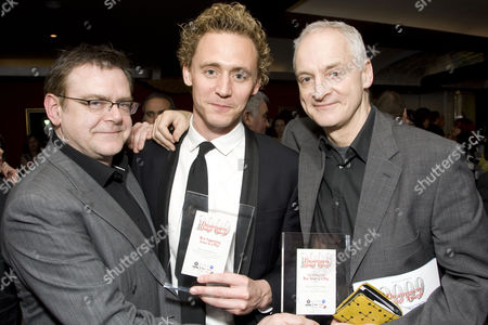 Kevin R McNally, Tom Hiddleston and Malcolm Sinclair