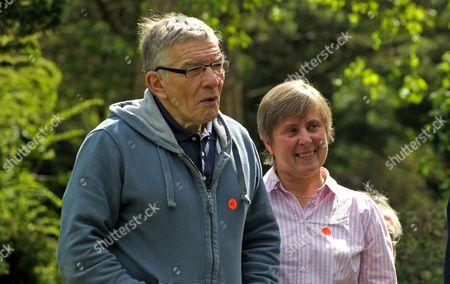 Jo Yeates' parents David and Teresa