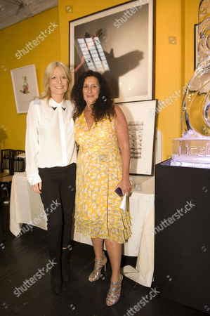 Editorial photo of Art Auction to Raise Funds for the Special Yoga Centre Charity, Twentieth Century Theatre, Westbourne Grove, London, Britain - 15 May 2012