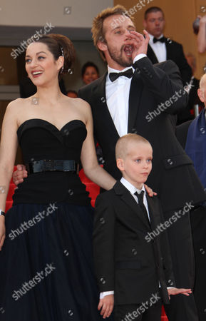 Editorial picture of 'Rust and Bone' film premiere, 65th Cannes Film Festival, France - 17 May 2012