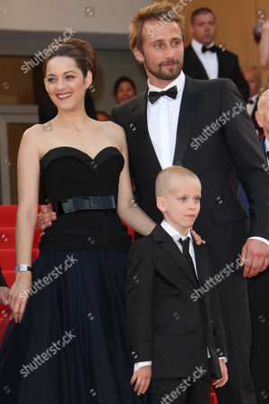 Editorial image of 'Rust and Bone' film premiere, 65th Cannes Film Festival, France - 17 May 2012