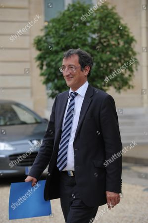Junior Minister for Cities Francois Lamy