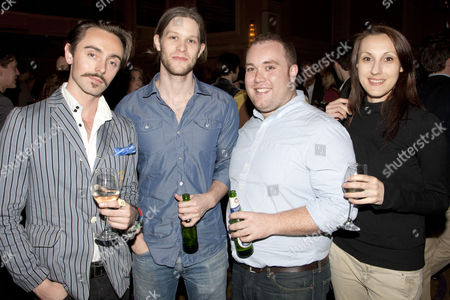 Editorial photo of 'The Sunshine Boys' play press night after party, London, Britain - 17 May 2012