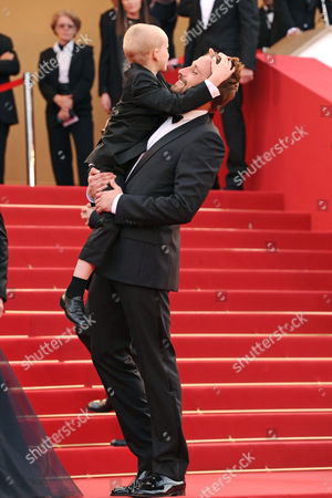 Matthias Schoenaerts and Armand Verdure