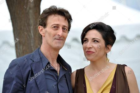Nando Paone and Loredana Simioli