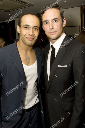 Leon Lopez (Theo/Lucien) and Steve John Shepherd (Louis Barrier)