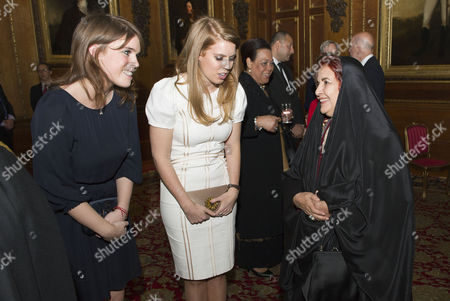 Editorial photo of Sovereign Monarchs Jubilee Lunch, Windsor Castle, Berkshire, Britain - 18 May 2012