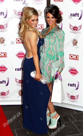 Editorial picture of The Fake Bake Charity Ball, Glasgow, Scotland, Britain - 18 May 2012