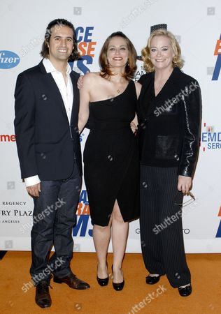 Cyrus Wilcox, Clementine Ford and Cybill Shepherd