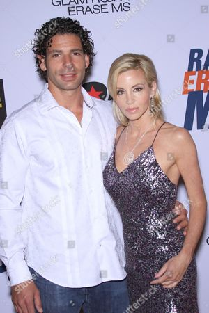 Camille Grammer and boyfriend Dimitri Charalambopoulos