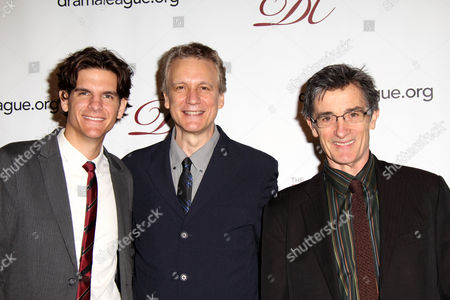Alex Timber, Rick Elice, Roger Rees