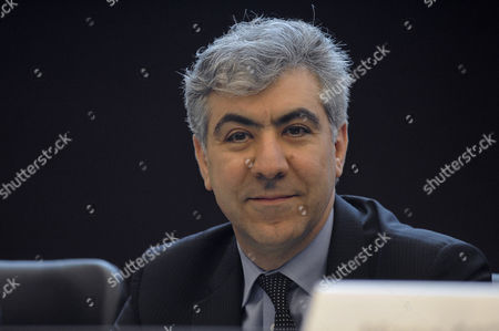 The Director of IMF for Europe, Reza Moghadam