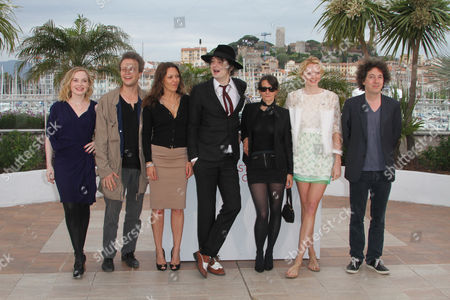 Guests, Karole Rocher, Pete Doherty, Sylvie Verheyde, Lily Cole and guest