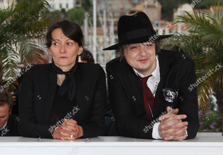 Sylvie Verheyde and Pete Doherty