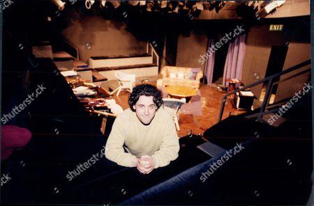 Dominic Dromgoole Artistic Director Inside The Bush Theatre At Shepherd's Bush London