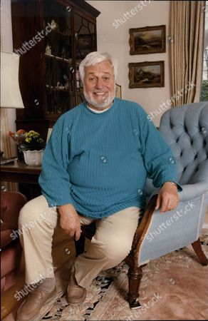 Michael Bentine (died 11/96) At His Surrey Home.