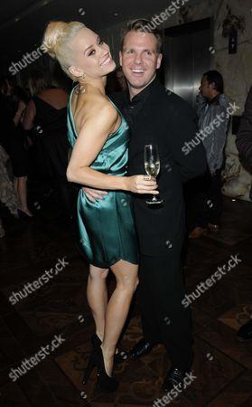 Kimberly Wyatt and Ben Latham-Jones