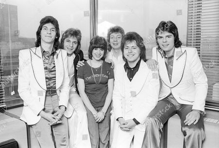 Sally James and the Glitter Band