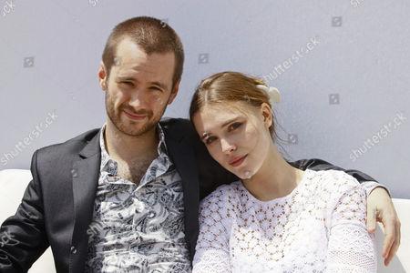 Sean Biggerstaff and Gaia Weiss