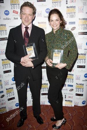 Barnaby Kay and Ruth Wilson