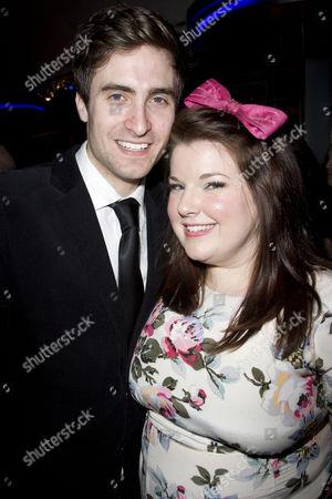 Martin Richardson and Leanne Jones