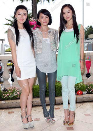 Chen Ting Jia, Xun Zhou and Mini Yang