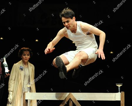 'Chariots of Fire' - Tam Williams as Lord Andrew Lindsay