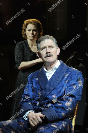 'A Marvellous Year for Plums' - Anthony Andrews as Anthony Eden, Abigail Cruttenden as Clarissa Eden