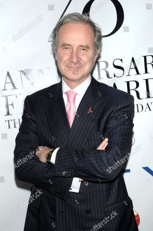 Fabrizio Freda, president and CEO of Estee Lauder Companies