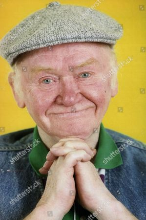 Stock Photo of Actor And Comedian Charlie Drake (died 12/06).