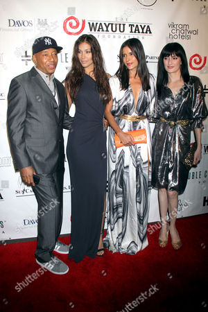 Editorial photo of 10th Anniversary Gala of the Wayuu Taya Foundation, New York, America - 21 May 2012
