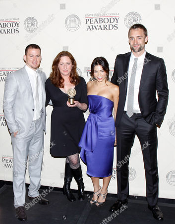Editorial photo of 71st Annual Peabody Awards, New York, America - 21 May 2012