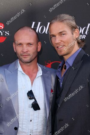 Editorial image of 'Hatfields and McCoys', History Channel TV series premiere, Los Angeles, America - 21 May 2012