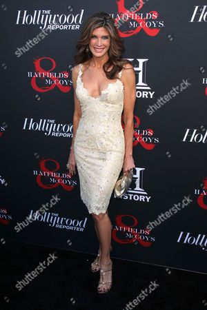 Editorial photo of 'Hatfields and McCoys', History Channel TV series premiere, Los Angeles, America - 21 May 2012
