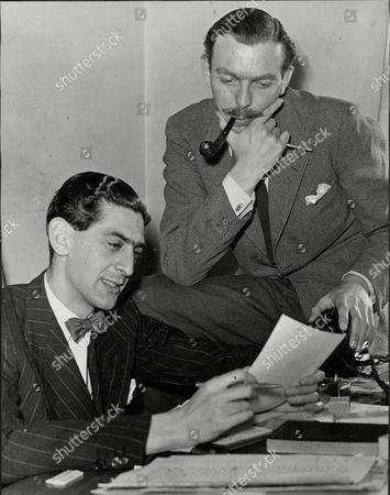 Dennis Norden and Frank Muir.