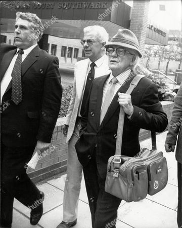 Actor Bill Owen (right) With Barry Cryer At Southwark Crown Court William John Owen Rowbotham Mbe (14 March 1914 A 12 July 1999) Better Known As Bill Owen Was An English Actor And Songwriter. Born In London He Made His First Film Appearance In 1944 But Did Not Achieve Lasting Fame Until The 1970s When He Took The Starring Role Of Compo Simmonite In The Long-running British Sitcom Last Of The Summer Wine. Owen's Character Is A Scruffy Working Class Pensioner