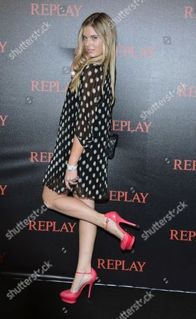 Editorial picture of Replay Party, 65th Cannes Film Festival, France - 22 May 2011