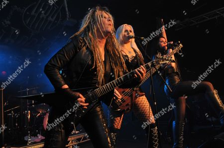 Editorial photo of Hard Rock Hell 2009 - Hysterica