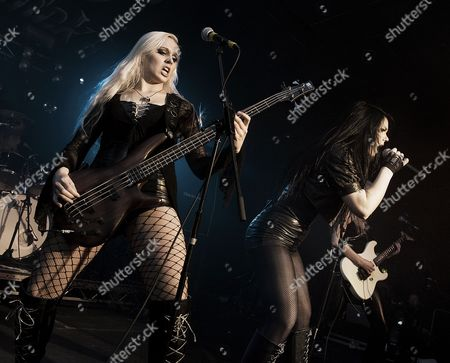 Editorial picture of Hard Rock Hell 2009 - Hysterica