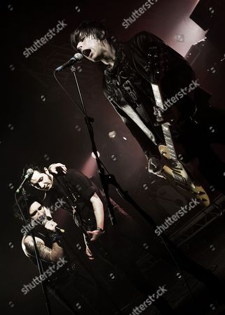 Editorial picture of Hard Rock Hell 2009 - The Glitterati