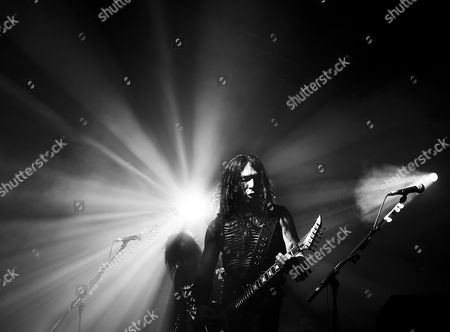 Editorial image of Hard Rock Hell 2009 - W.A.S.P
