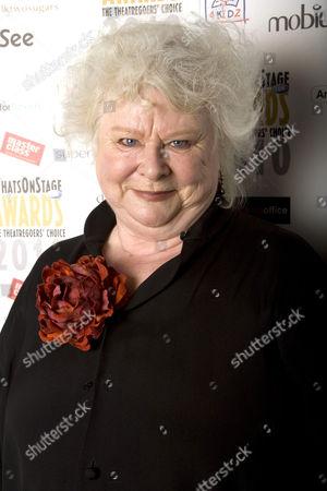 Carol Macready