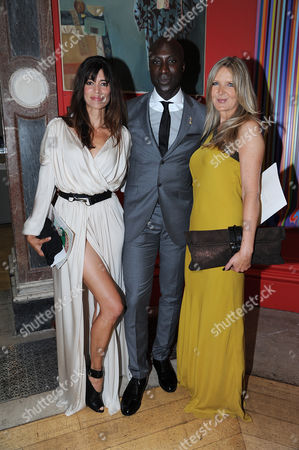 Editorial photo of A Celebration of the Arts at the Royal Academy of Arts, London, Britain - 23 May 2012
