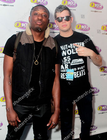 Editorial picture of Q102's 'Springle Ball' at the Wells Fargo Center, Philadelphia, America - 22 May 2012