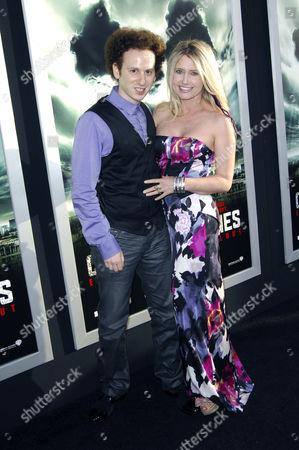 Josh Sussman and Tess Hunt