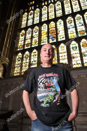Editorial picture of Mike Weatherley MP Portrait Shoot