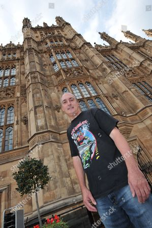 Editorial photo of Mike Weatherley MP Portrait Shoot