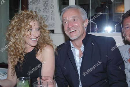 Kelly Hoppen and John Gardner