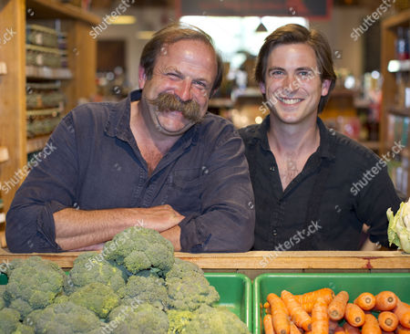 Dick and James Strawbridge
