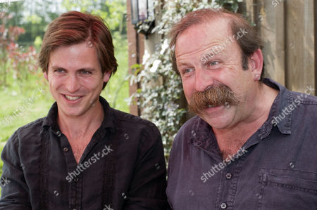 James and Dick Strawbridge